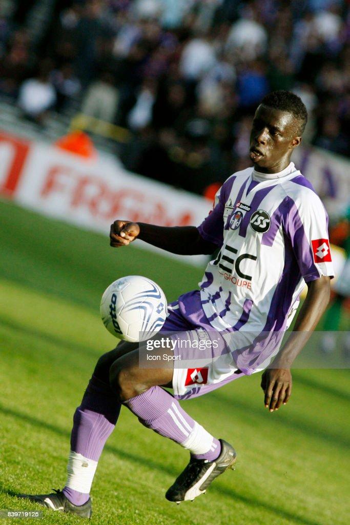 Cheik MBENGUE - - Toulouse / Saint Etienne - 11eme journee de ligue 1 -