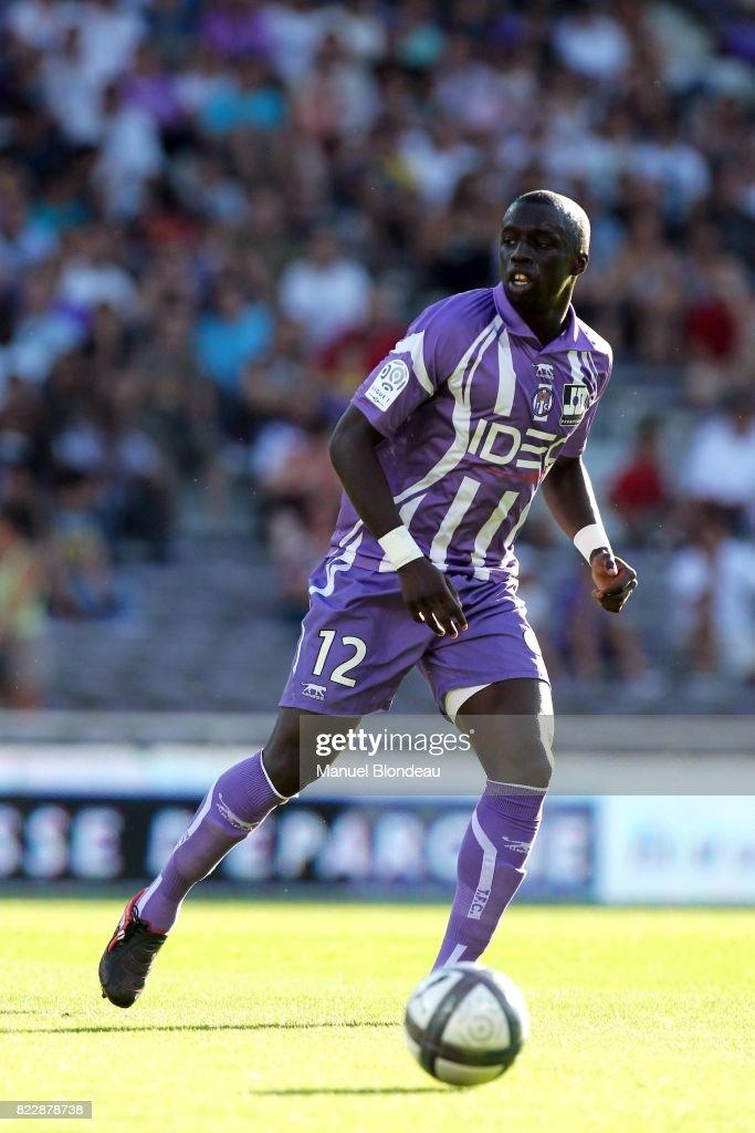Cheik Mbengue - - Toulouse / Arles Avignon- 3eme journee de Ligue 1,