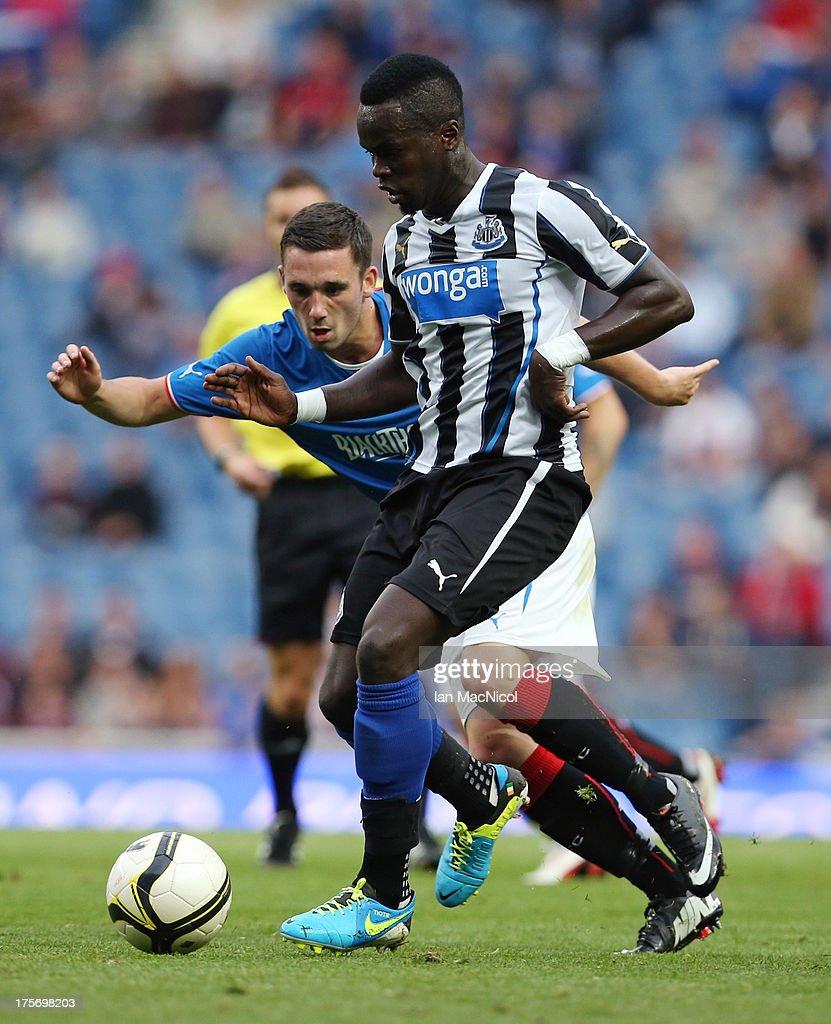 Rangers v Newcastle United - Pre Season Friendly