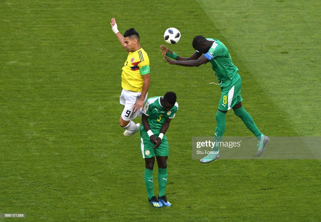 Colombia vs. Senegal: Moment by Moment