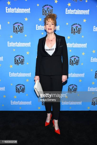 Chelah Horsdal at the Entertainment Weekly ComicCon Celebration at Float at Hard Rock Hotel San Diego on July 20 2019 in San Diego California