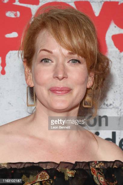 Chelah Horsdal attends 2019 ComicCon International Red Carpet For The Boys on July 19 2019 in San Diego California