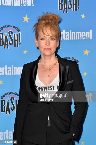 Chelah Horsdal attends Entertainment Weekly ComicCon Celebration at Float at Hard Rock Hotel San Diego on July 20 2019 in San Diego California