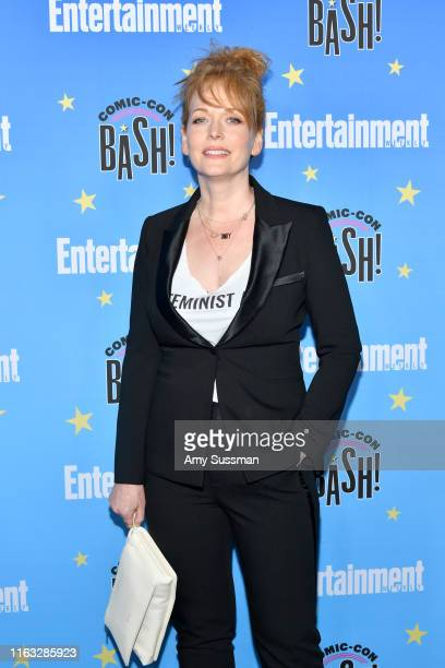 Chelah Horsdal attends Entertainment Weekly's ComicCon Bash held at FLOAT Hard Rock Hotel San Diego on July 20 2019 in San Diego California sponsored...