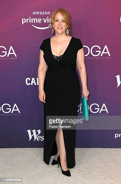 Chelah Horsdal attends The 21st CDGA at The Beverly Hilton Hotel on February 19 2019 in Beverly Hills California
