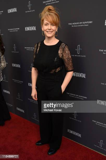 Chelah Horsdal attends the Los Angeles Confidential Impact Awards at The LINE Hotel on June 09 2019 in Los Angeles California