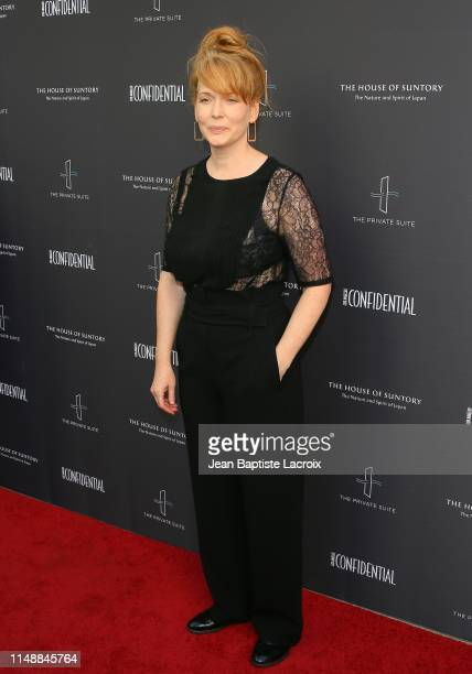 Chelah Horsdal attends the Los Angeles Confidential Magazine Impact Awards at The Line Hotel on June 09 2019 in Los Angeles California