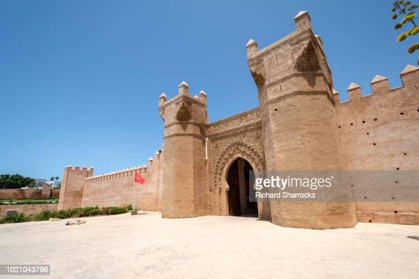 Chellah necropolis gate, Rabat, Morocco