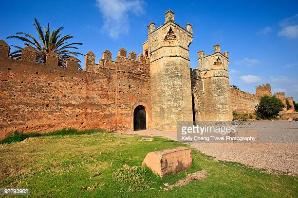 chellah - rabat morocco stock pictures, royalty-free photos & images
