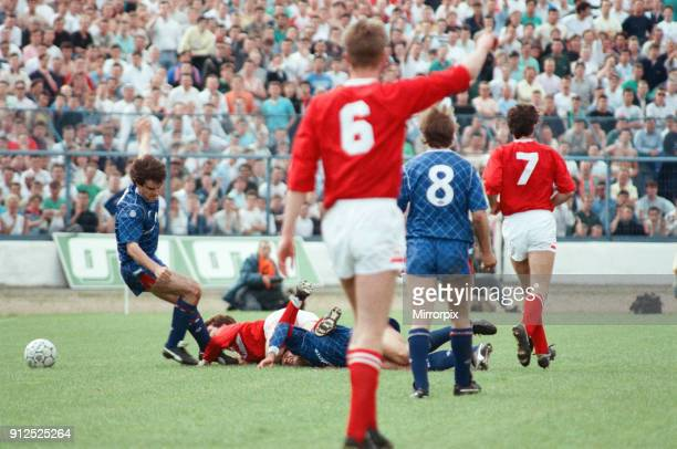 Chelsea 1 0 Middlesbrough 1988 Football League Second Division playoff Final held at Stamford Bridge 28th May 1988