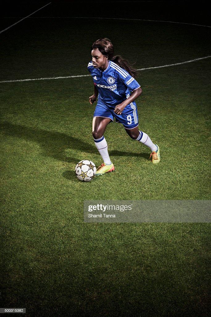 Women Footballers, Guardian UK, August 1, 2015