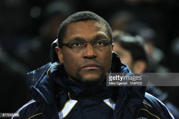Chelsea assistant manager Michael Emenalo