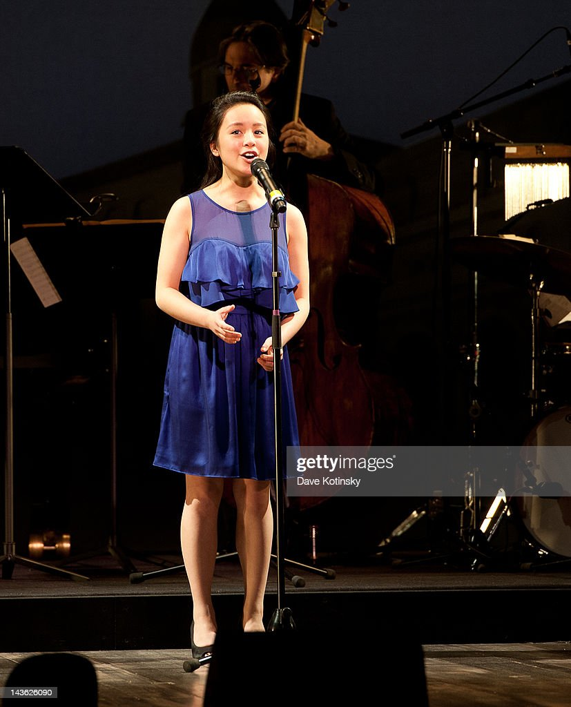 Chelsea Baccay at Peter Jay Sharp Theater on April 30, 2012 in New York City.