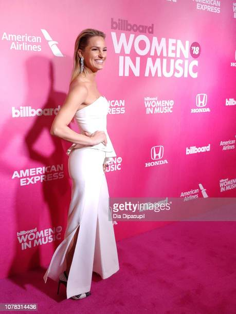 Chelsea Briggs attends Billboard's 13th Annual Women in Music Event at Pier 36 on December 06 2018 in New York City
