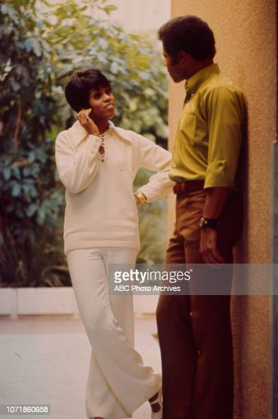 Chelsea Brown Felton Perry appearing in the Walt Disney Television via Getty Images pilot for 'Matt Lincoln' episode 'Dial Hot Line'