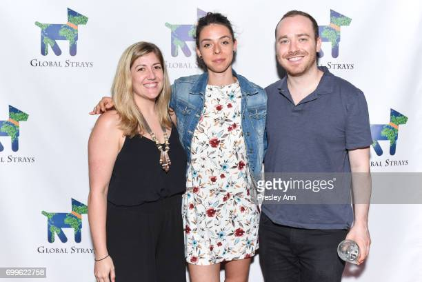 Chelsea Brownridge Margo Brett Ambrose attend Elizabeth Shafiroff and Lindsey Spielfogal Host the First Annual Global Strays Fund Raising Party at...
