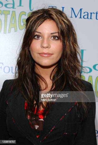 Chelsea Brummet during Bogart Backstage Annual Fundraiser at The Hollywood Palladium in Hollywood California United States