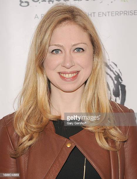Chelsea Clinton attends the 2013 GenerationOn Benefit at 583 Park Avenue on May 15, 2013 in New York City.