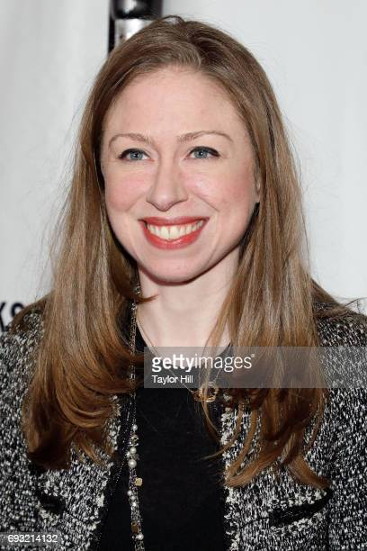 Chelsea Clinton attends the 2016 Gordon Parks Foundation Annual Gala at Cipriani 42nd Street on June 6 2017 in New York City