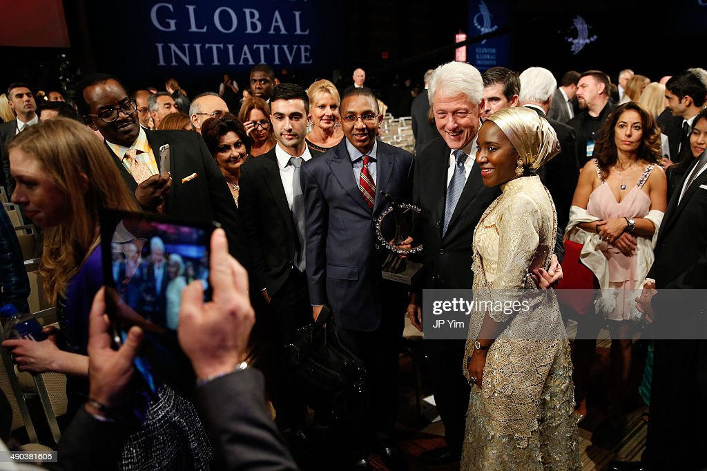 Chelsea Clinton attends the Clinton Global Citizen Awards during the second day of the 2015 Clinton Global Initiative's Annual Meeting at the Sheraton New York Hotel & Towers on September 27, 2015 in New York City.