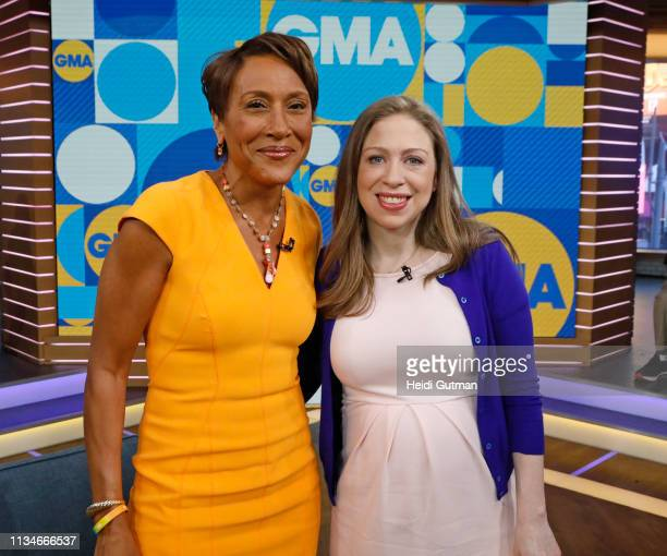 Chelsea Clinton Jeanette Jenkins Victoria Osteen and Gwendoline Christie are the guests today Wednesday April 3 2019 on Walt Disney Television via...
