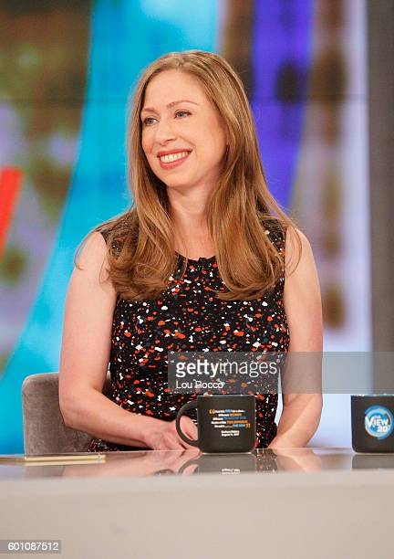 THE VIEW Chelsea Clinton visits 'THE VIEW' 9/9/16 airing on the ABC Television Network CLINTON