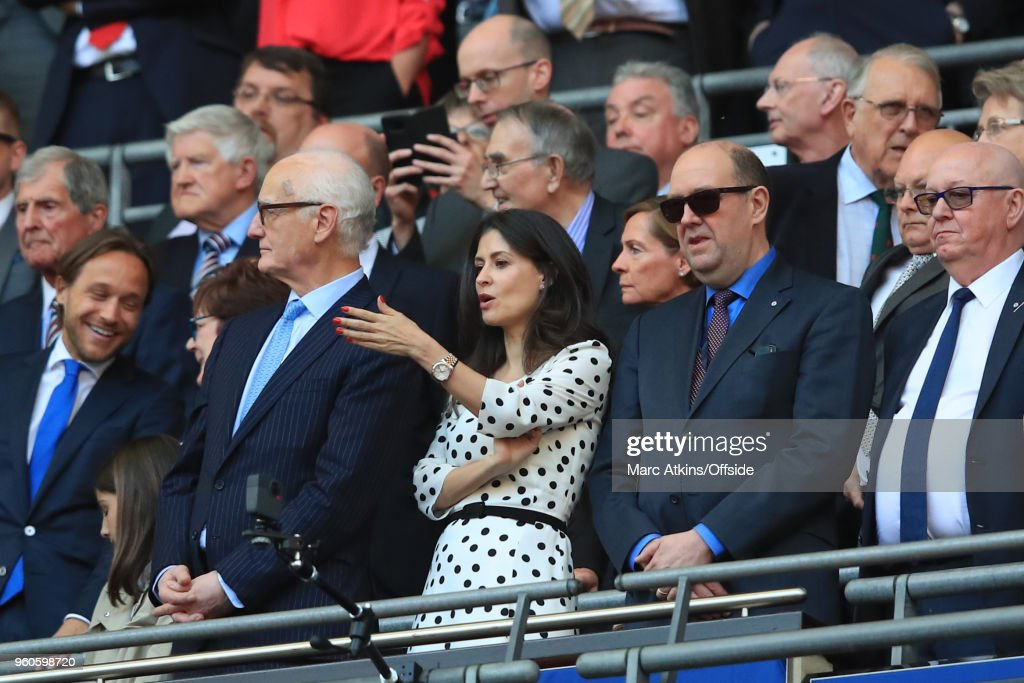 Chelsea v Manchester United - The Emirates FA Cup Final : ニュース写真