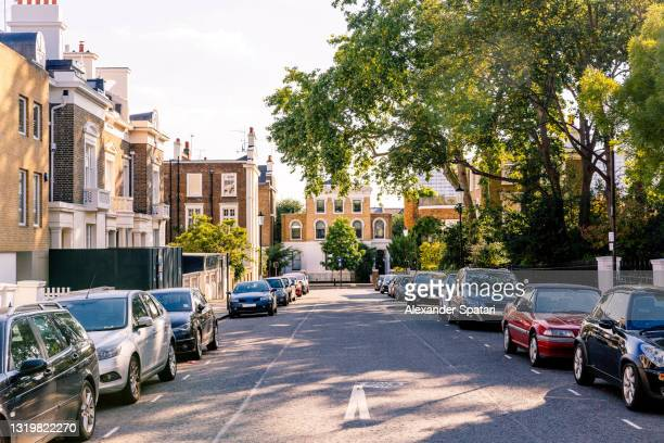chelsea district in london, uk - luxury stock pictures, royalty-free photos & images