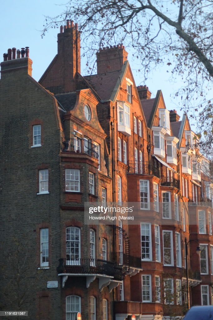Chelsea Embankment Architecture High Res Stock Photo Getty Images