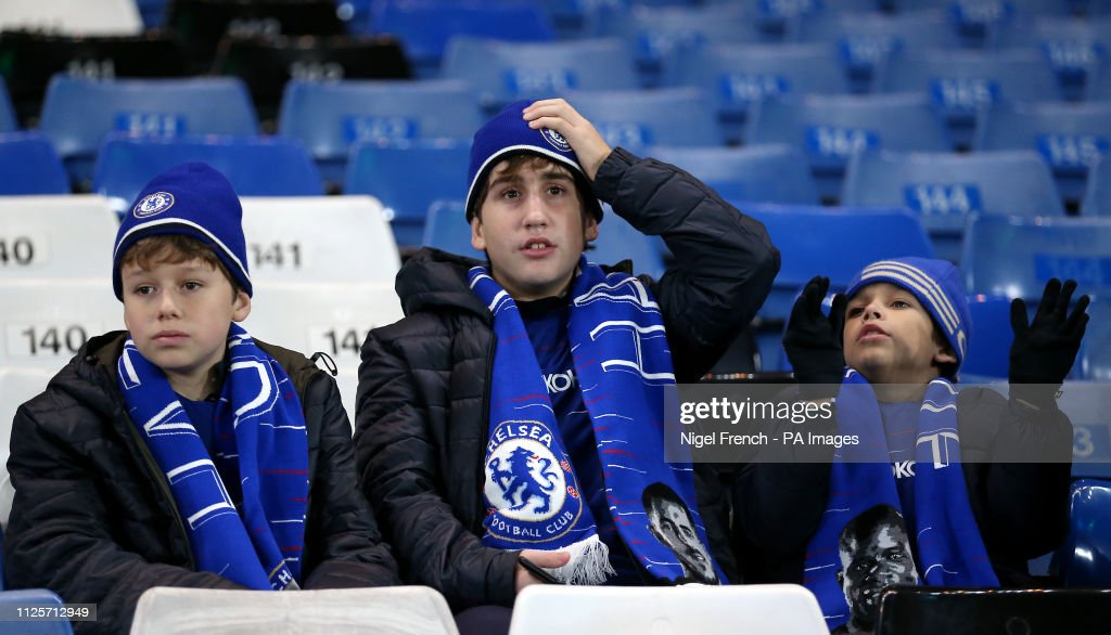 Chelsea v Manchester United - FA Cup - Fifth Round - Stamford Bridge : News Photo