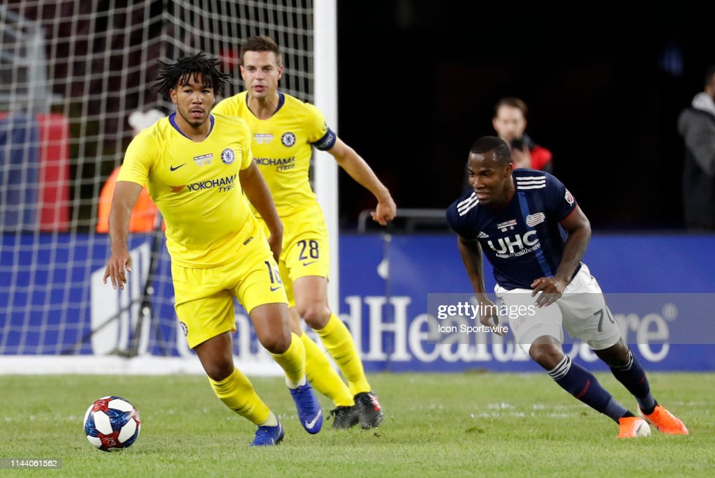 SOCCER: MAY 15 Final Whistle on Hate - Chelsea at NE Revolution : News Photo