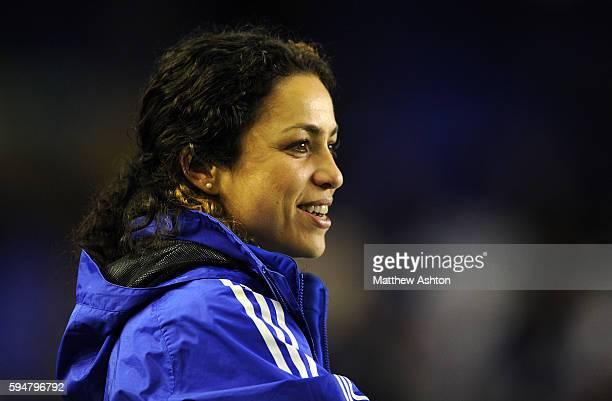Chelsea first team doctor Eva Carneiro