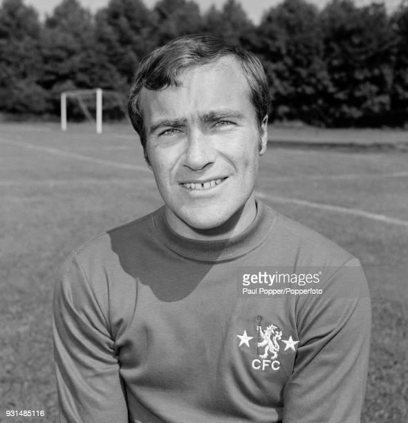 Chelsea footballer Ron Harris, 10th August 1973.