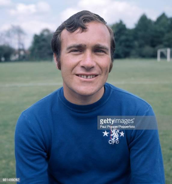 Chelsea footballer Ron Harris, 19th August 1974.