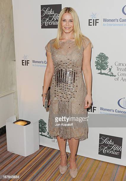 Chelsea Handler arrives at An Unforgettable Evening benefiting EIF's Women's Cancer Research Fund at the Beverly Wilshire Four Seasons Hotel on May...