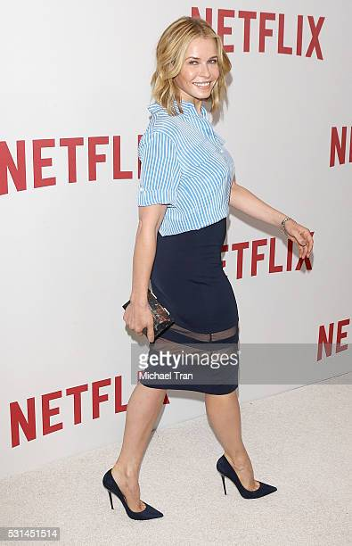 Chelsea Handler arrives at Netflix's Rebels and Rule Breakers celebrating The Women of Netflix held at the Beverly Wilshire Four Seasons Hotel on May...