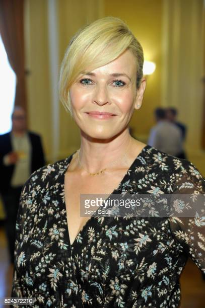 Chelsea Handler at Politicon at Pasadena Convention Center on July 29 2017 in Pasadena California