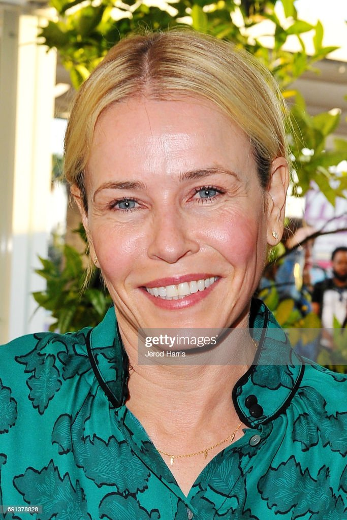 Chelsea Handler attends an evening with Senator Gillibrand at NeueHouse Hollywood on June 1, 2017 in Los Angeles, California.
