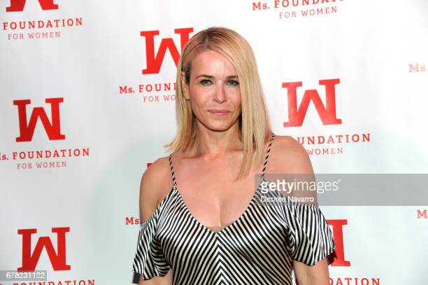 Chelsea Handler attends Ms Foundation for Women 2017 Gloria Awards at Capitale on May 3 2017 in New York City