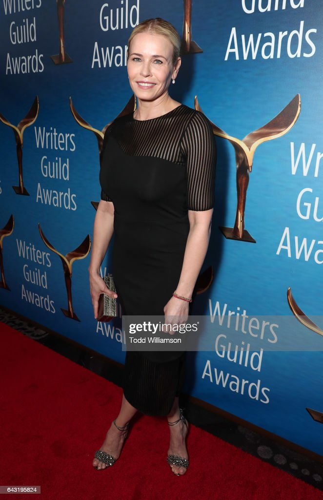 Chelsea Handler attends the 2017 Writers Guild Awards L.A. Ceremony at The Beverly Hilton Hotel on February 19, 2017 in Beverly Hills, California.