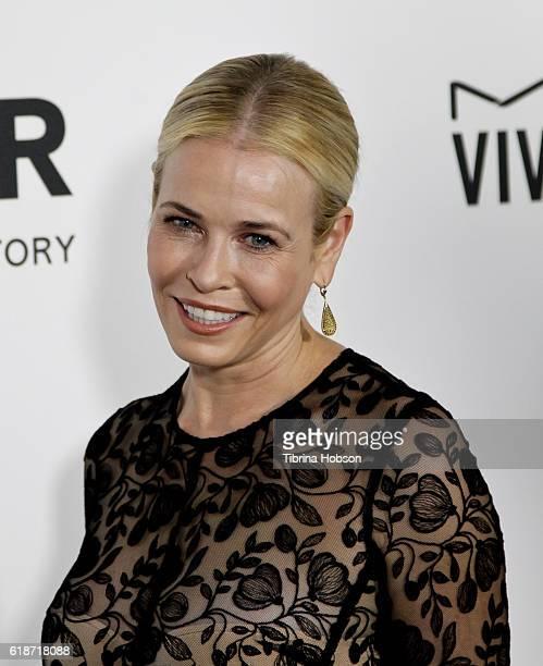 Chelsea Handler attends the amfAR's Inspiration Gala Los Angeles at Milk Studios on October 27 2016 in Hollywood California