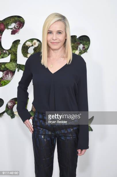 Chelsea Handler attends the in goop Health Summit on January 27 2018 in New York City