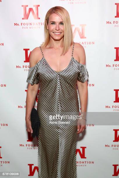 Chelsea Handler attends the Ms Foundation for Women 2017 Gloria Awards Gala After Party at Capitale on May 3 2017 in New York City