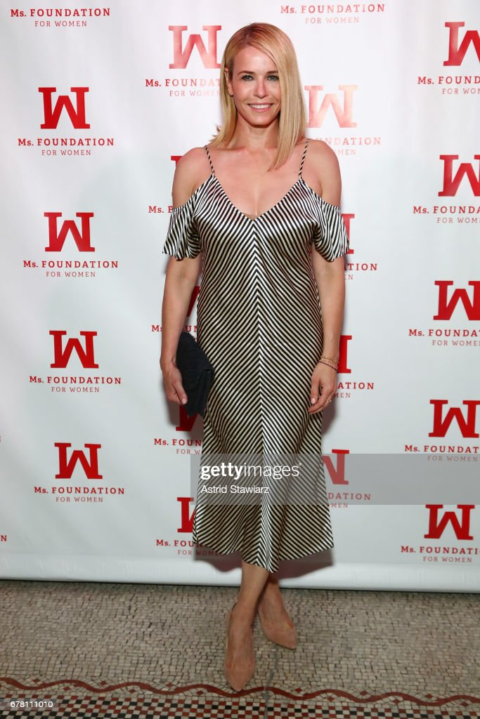 Chelsea Handler attends the Ms. Foundation for Women 2017 Gloria Awards Gala & After Party at Capitale on May 3, 2017 in New York City.