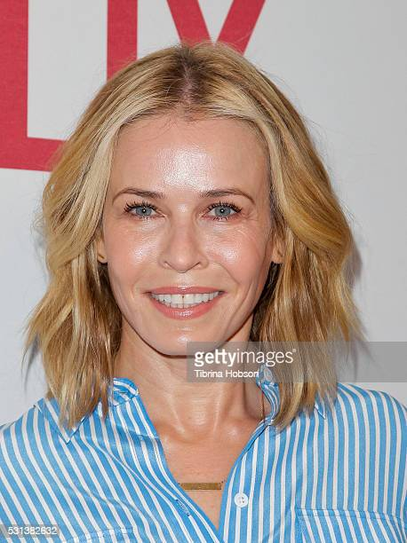 Chelsea Handler attends the Netflix's Rebels and Rule Breakers Luncheon and Panel Celebrating the Women of Netflix at the Beverly Wilshire Four...