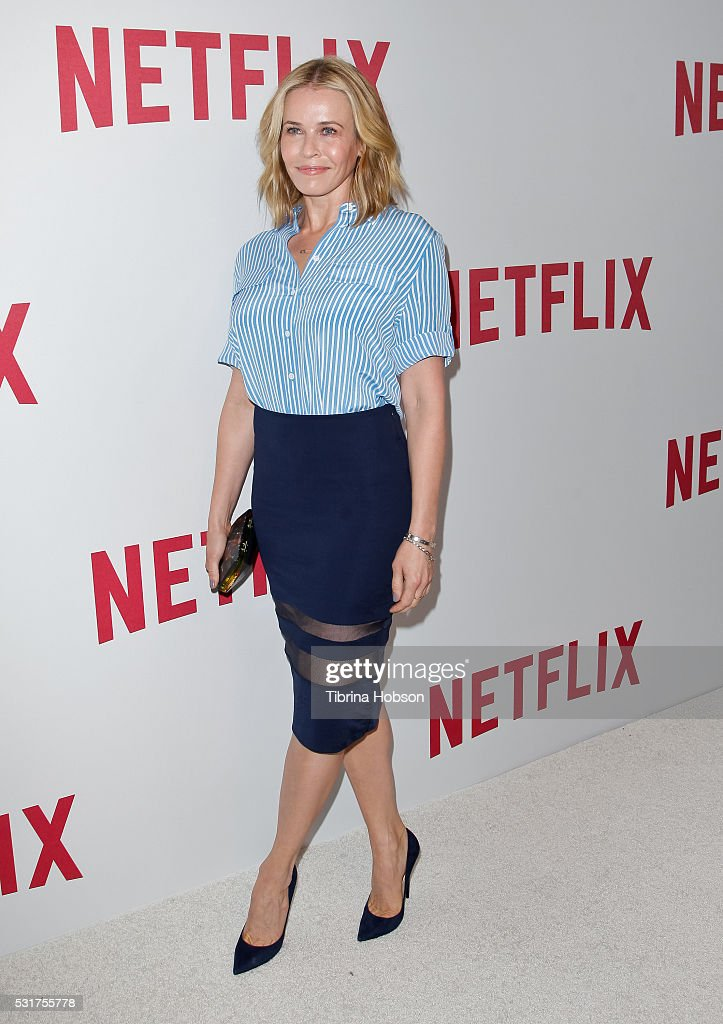 Netflix's Rebels And Rule Breakers Luncheon And Panel Celebrating The Women Of Netflix - Arrivals : News Photo