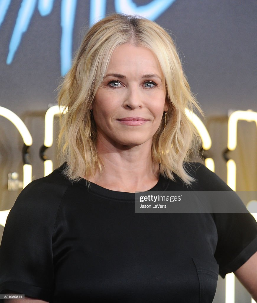 Chelsea Handler attends the premiere of 'Atomic Blonde' at The Theatre at Ace Hotel on July 24, 2017 in Los Angeles, California.