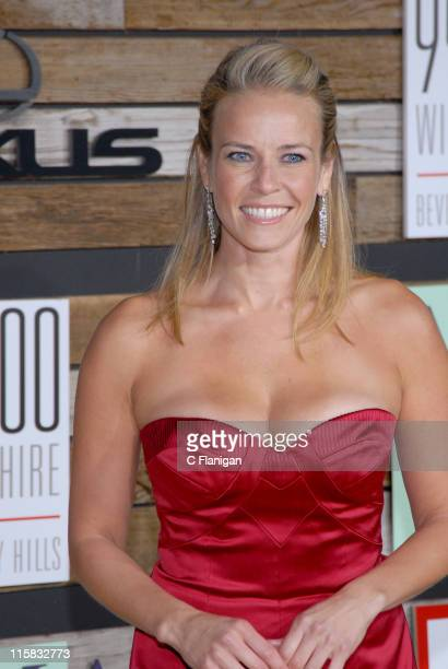 Chelsea Handler during EMA E Golden Green Party at 9900 Wilshire Blvd in Beverly Hills California United States