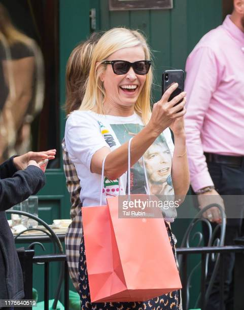 Chelsea Handler is seen on September 18 2019 in New York City