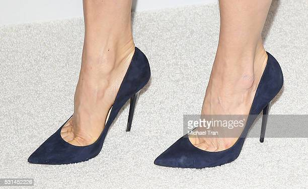 Chelsea Handler, shoe detail, arrives at Netflix's Rebels and Rule Breakers celebrating The Women of Netflix held at the Beverly Wilshire Four...